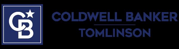coldwell banker tomlinson logo blue